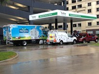 Houston Public CNG Station Opens