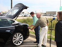 Ala. Nuclear Plant Unveils EV Chargers