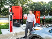Southeast Utility Launches EV Chargers