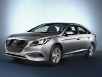 EPA Rates 2016 Hyundai Sonata PHEV