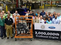 Ford Builds 2 Millionth EcoBoost Engine
