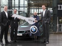 Video: BMW, IBM Team on Driver Support Systems