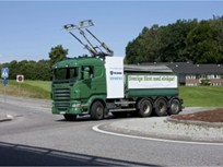Scania & Siemens to Develop Electrically Powered Vehicles for Swedish Market