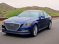 Video: 2015 Hyundai Genesis Earns Top IIHS Safety Award