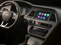 Hyundai To Offer Apple CarPlay in 2016
