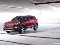 Hyundai Recalls Tucson SUVs for Hood Latch