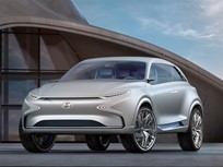 Hyundai Shows Next-Gen Fuel Cell Concept