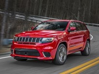 Jeep Grand Cherokee Trackhawk Coming to Australia