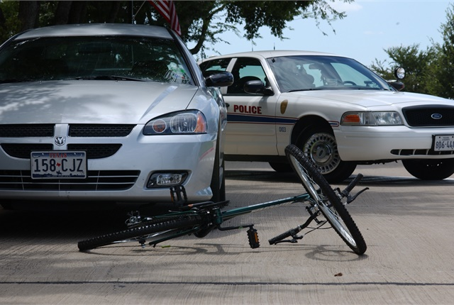 In 2015, collisions involving bicyclists climbed. In fact, pedal-cyclist fatalities increased by 89 (a 12.2% jump) and were at their highest level since 1995. Photo courtesy of NHTSA.