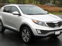 Kia Recalls Sportage SUVs for Brake Lights