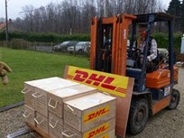 DHL Delivers WWI Battlefield Mementos to Australia