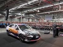 Toyota Australia Closes Melbourne Factory