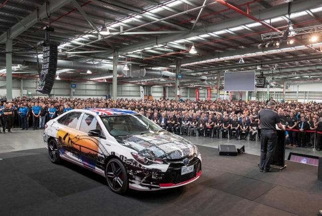 Photo: Toyota Australia