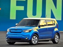 Kia Soul EV Available in Five More States