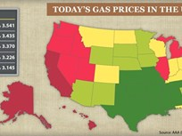 AAA Says Gas Prices to Continue Falling Through End of Year