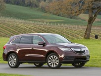 Acura MDX, RLX Recalled for Auto Brake Software