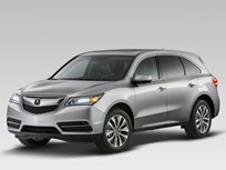 2015 Acura MDX Starts At $42,565