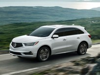 Acura MDX Refresh Includes Hybrid Model