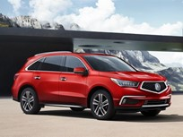 Acura's MDX Adds Tech for 2018