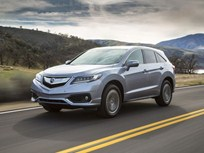 Acura RDX Compact SUV Refreshed for 2016