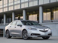 2015 Acura TLX Luxury Sedan Arrives in U.S.
