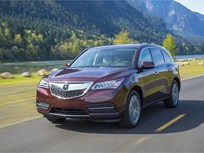 Acura MDX SUVs Recalled for Faulty Bolts