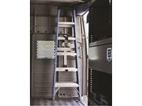 Adrian Steel Introduces Interior Van Ladder Rack