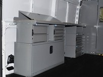 Adrian Steel Releases Locksmith Interior for Ram ProMaster