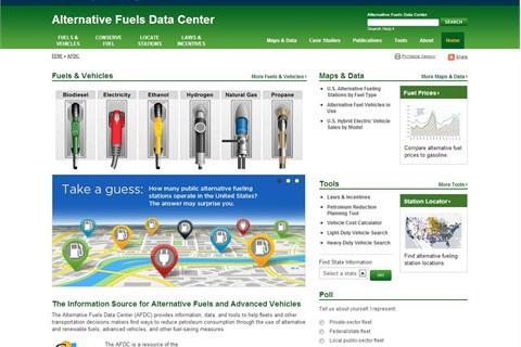 Alternative Fuel: Alternative Fuel Data Center Canada