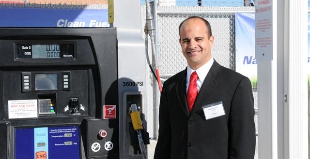 Des Plaines Gets New Ozinga CNG Station