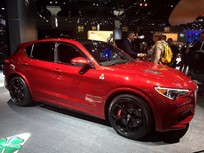 Alfa Romeo's Stelvio Luxury Crossover Civilizes Raw Power
