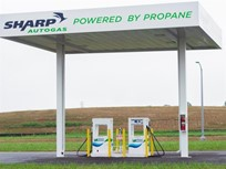 Sharp Energy Develops Propane Fueling Station with Alliance Autogas