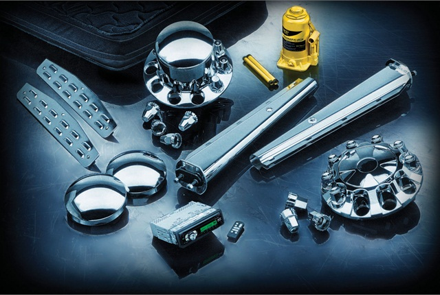 The all-makes Alliance Parts portfolio currently is made up of 32 product lines in three categories: accessories, repair/replacement and maintenance.