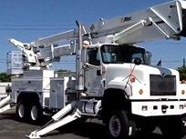 Altec Recalling 168 AH-Series Bucket Trucks