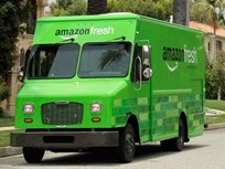 Amazon Testing Delivery Fleet