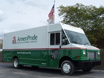 AmeriPride Orders 20 Electric Walk-in Vans