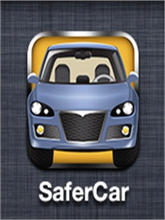 The SaferCar app icon for iPhone