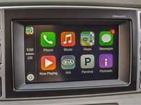 Kia Expands Apple CarPlay, Android Auto