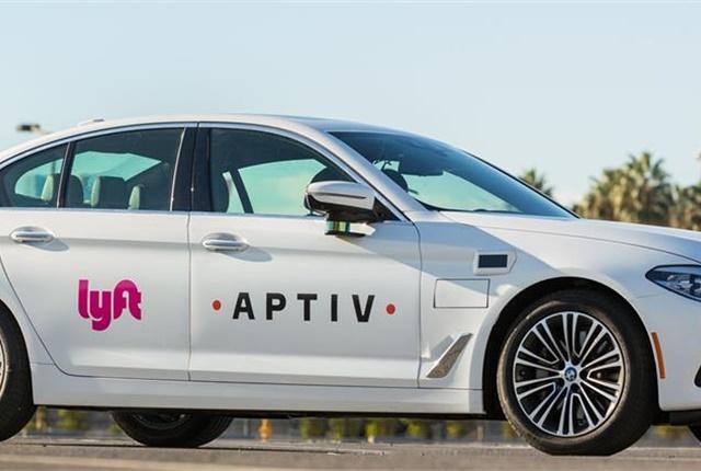 lyft offering self driving car rides at ces news automotive fleet. Black Bedroom Furniture Sets. Home Design Ideas