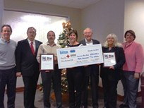 Holman Automotive and ARI Donate $50,000 to Red Cross to Support Sandy Relief Efforts