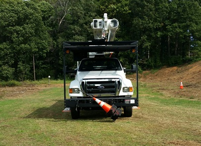 According to ROUSH CleanTech, the truck will reduce carbon emissions by 117,000 lbs. over the lifetime of the vehicle.