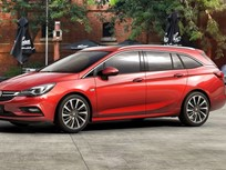 Holden's Astra Sportwagon Heading to Australia