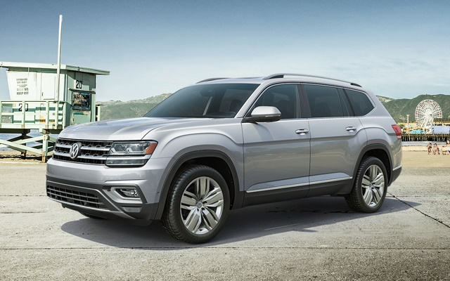 Photo: 2018 Volkswagen Atlas