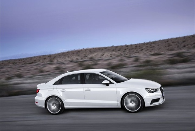 Photo of 2015 A3 courtesy of Audi.