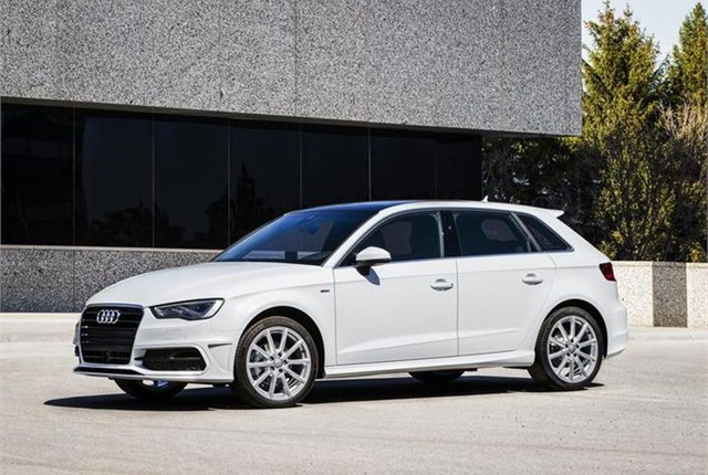 audi a3 sportback tdi to arrive in u s in summer 2015 news automotive fleet. Black Bedroom Furniture Sets. Home Design Ideas