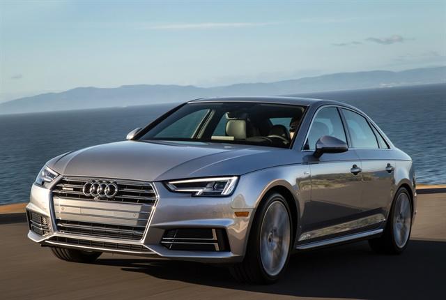 Photo Of 2018 A4 Courtesy Audi