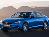 Audi to Debut Next-Gen 2017 A4 in Detroit