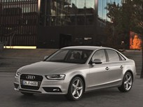 Audi Shows Redesigned 2013-MY A4 in Detroit