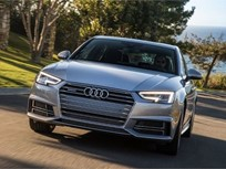 Audi's 2017 A4 Ultra Boosts Highway MPG 19%