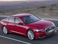 Audi's Next-Gen 2019 A6 Boosts Tech